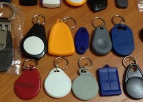 Thẻ móc chìa khóa