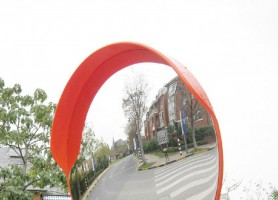 Gương cầu ngoài trời phi 1000mm