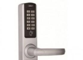 Khóa cửa Adel 5600 ( thẻ + mật mã )