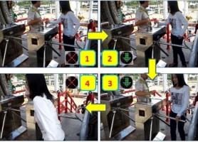 Giải pháp soát vé tự động e-Ticket cho Khu du lịch - vui chơi - giải trí