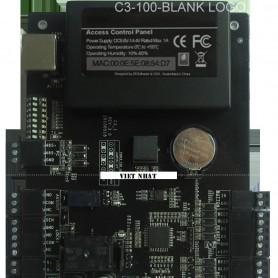 Bộ điều khiển trung tâm cho hệ thống kiểm soát ra vào ZKTeco C3-100