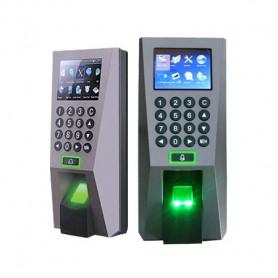 Máy chấm công vân tay và thẻ cảm ứng WISE EYE WSE-950A