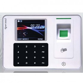 Máy nhận dạng vân tay và thẻ KJtech KJ-3300