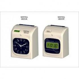 Máy chấm công thẻ giấy METAL 6800A & 6800N