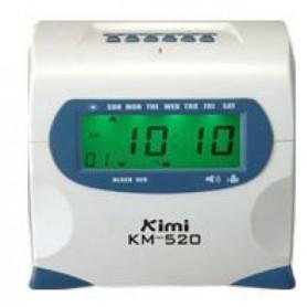 Máy chấm công thẻ giấy Kimi KM520